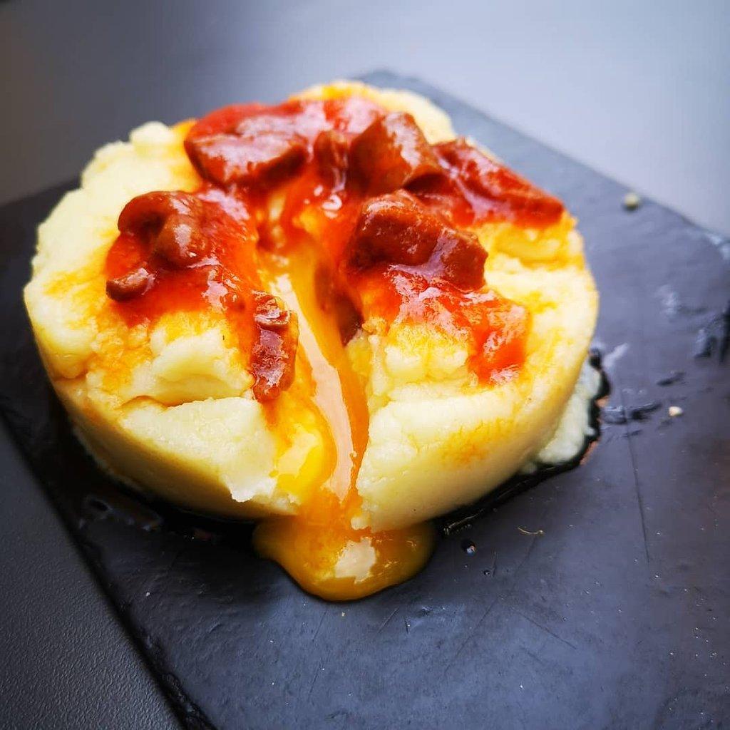 coulant de huevo y pulpo 1