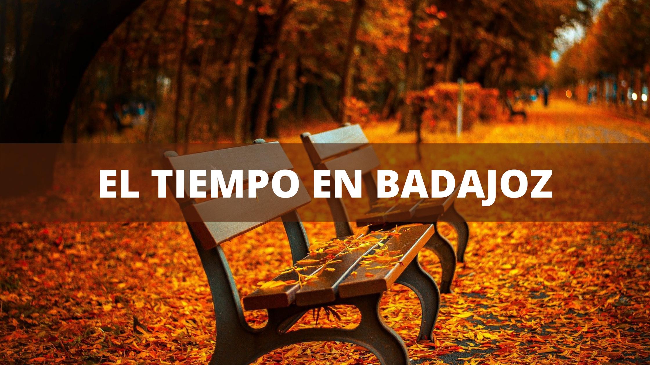 el tiempo en Badajoz