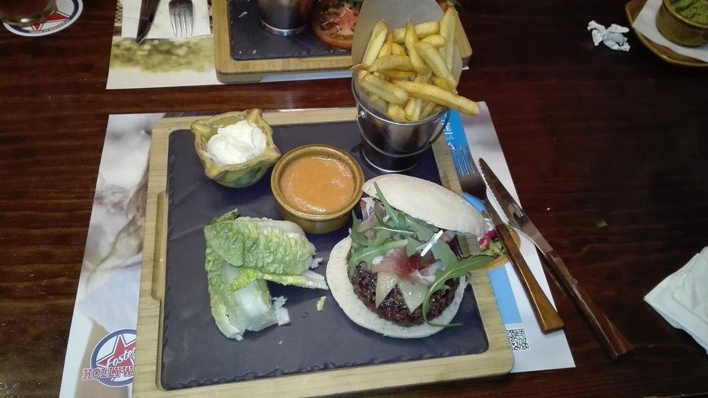 gran iberica burger cerdo 1