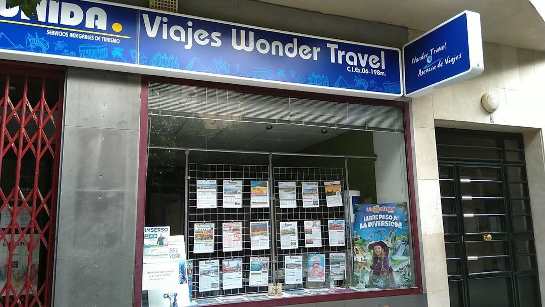 agencia de viajes en badajoz Wonder Travel